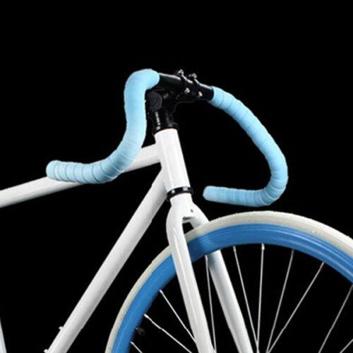 Non-slip Road Bike Cycling Handlebar Tape Bicycle Drop Handle Bar Wrap Outdoor