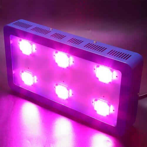 1200W~1800W Plant LED COB Full Spectrum Grow Light Lamp Greenhouse Plants Flower
