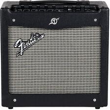 "Fender Mustang I V2 20W 1x8"" Guitar Combo Amplifier Recording Studio Amp w/ USB"
