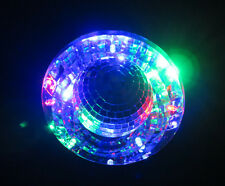 Lloytron Mirror Box Multicolour LED DJ Disco Ball Room Lamp Summer Party