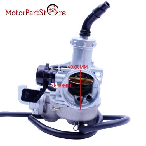 Carb For Honda ATC90 ATC125M ATC110 TRX125 Carburetor USA STOCK !!