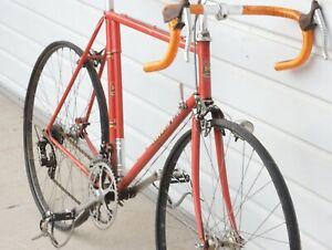 1983 Masi Gran Criterium Campagnolo Super Record All Original Barn Find 58cm