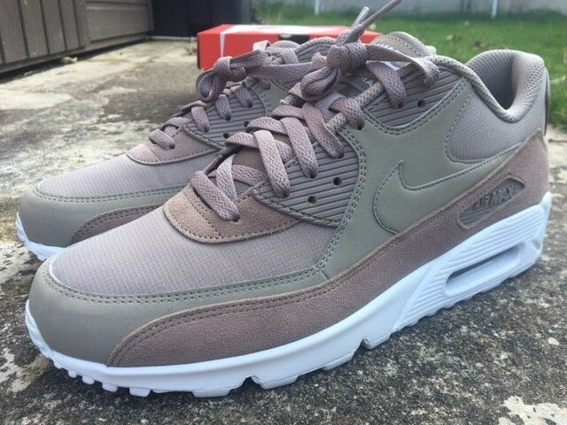 Nike Air Air Air Max 90 Size 11 UK Essential Mens Trainers Sepia NEW AJ1285-200 95363d