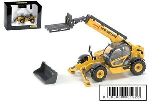 00192.3 Excavatrice modèle New Holland L1745 Turbo Ros Échelle 1:50