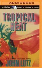 Tropical Heat by John Lutz (2015, MP3 CD, Unabridged)