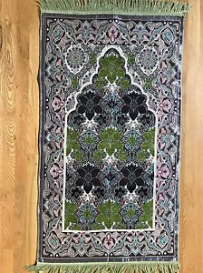 Prayer Rug - Namazla-Islamic Prayer Mat Sajdah - Janamaz Musallah