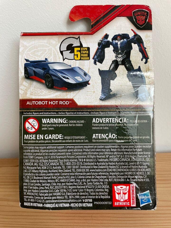 Transformer, Hasbro