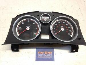 Vauxhall Astra H Diesel Instrument Dash Clock Set Tech2 Reset 13225968 ZD
