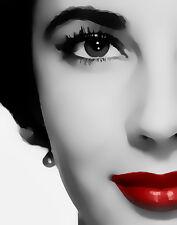 Elizabeth Taylor #36 Pop Art Canvas 16 x 20   #8799