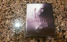 CLAUSTROPHOBIA DVD NEW! SEALED! SHRIEK SHOW 2009 HORROR