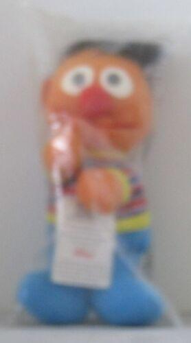 "1999 Perfeito na embalagem 4.5/"" Kellogg/'s Publicidade Mini Bean Bag Ernie Vila Sésamo Jim Henson"