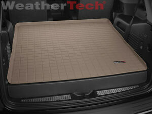 Weathertec H Cargo Liner For Cadillac Escalade Large