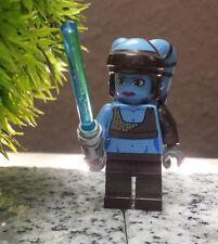 Lego Star Wars Figur Aayla Secura aus 8098 Raumschiff A14