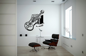 Guitar-Amplifier-Music-Transfer-Wall-Art-Decal-MU15