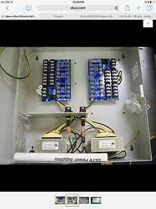ALTRONIX ALTV2416ULX CCTV camera and accessory Power Supply 16-Fused