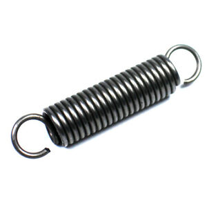 OD 11mm Long 45 to 300mm Tension /& Extension Spring Hook Select Wire Dia 2.0mm