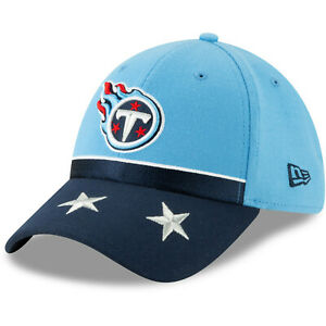 d31610a5992bc8 Tennessee Titans New Era 2019 NFL Draft On Stage 39THIRTY Flex Hat ...