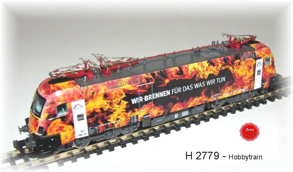 HOBBYTRAIN 2779 Locomotora eléctrica BR182 TX LOGISTIK EP.