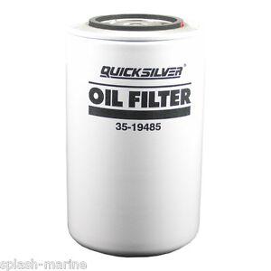 Details about Genuine CMD Cummins Mercruiser Diesel Oil Filter 35-19485 -  CMD 2 8 EI / ES 165
