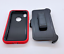 thumbnail 10 - For Apple iPhone XR X Xs Max Case Cover Shockproof Series 3 Layer with Belt Clip