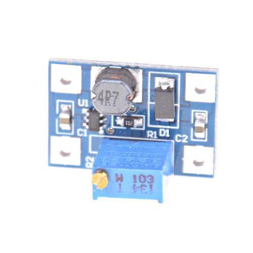 DC-DC Boost Converter 3.3v 5v 9v 12v 2A Adjustable Steps Up Power Supply ModuVVH