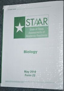 10 BOOKS STAAR STATE OF TEXAS ASSESSMENTS OF ACADEMIC ...