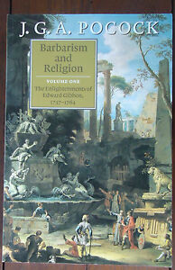 barbarism and religion volume 3 the first decline and fall pocock j g a