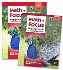 Grade 1 Math in Focus Homeschool Answer Key for Student