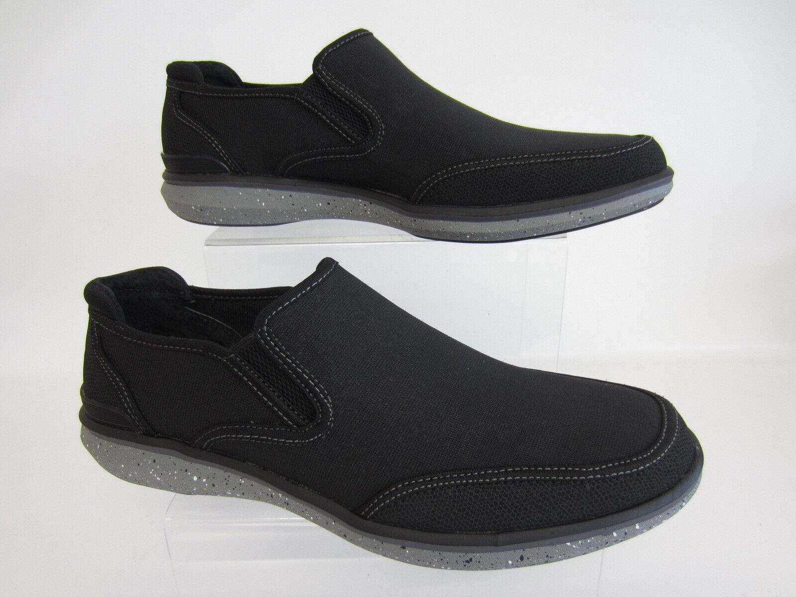Mark Nason Helston 68130 Herren Freizeit Textil ohne Bügel Schwarze Schuhe UK 7/