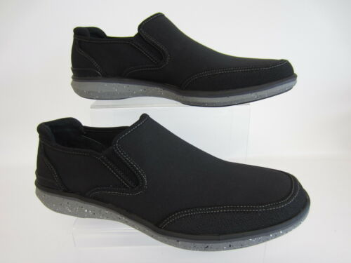 Enfiler Chaussures À Mark Décontracté Noires Nason 68130 Helston Textile Hommes CqpZT6w