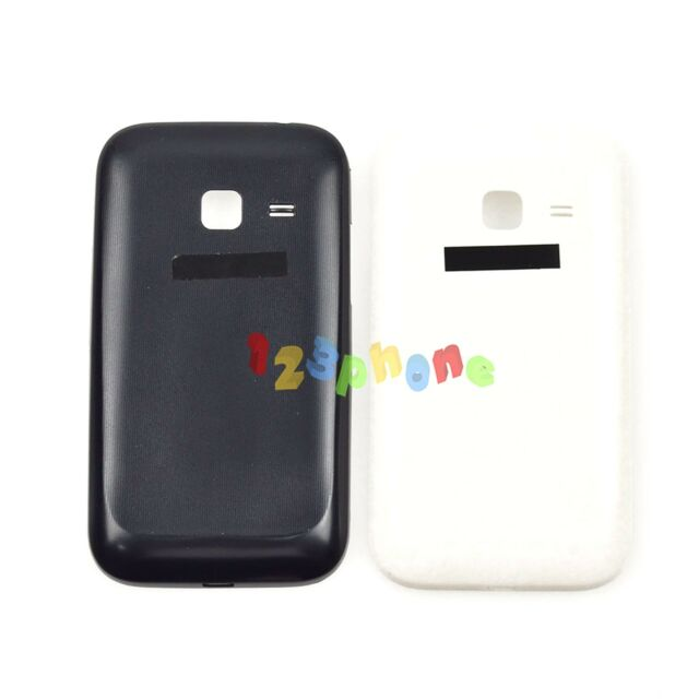 REAR BACK DOOR HOUSING BATTERY COVER FOR SAMSUNG GALAXY ACE DUOS S6802 #H-539_BC