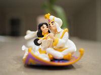 Disney Jasmine & Aladdin 1997 Hallmark Keepsake Holiday Christmas Ornament, NIB