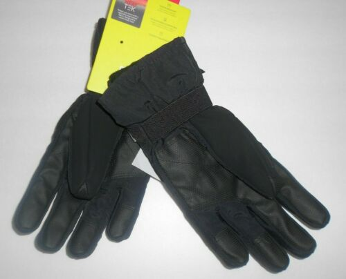 Details about  /Mens Ski Gloves Winter Tek Gear Size S//M L//XL Black Insulated NWT
