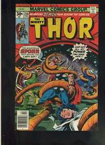 the-Mighty-Thor-256-NM-high-grade-Marvel-Comics-CBX28