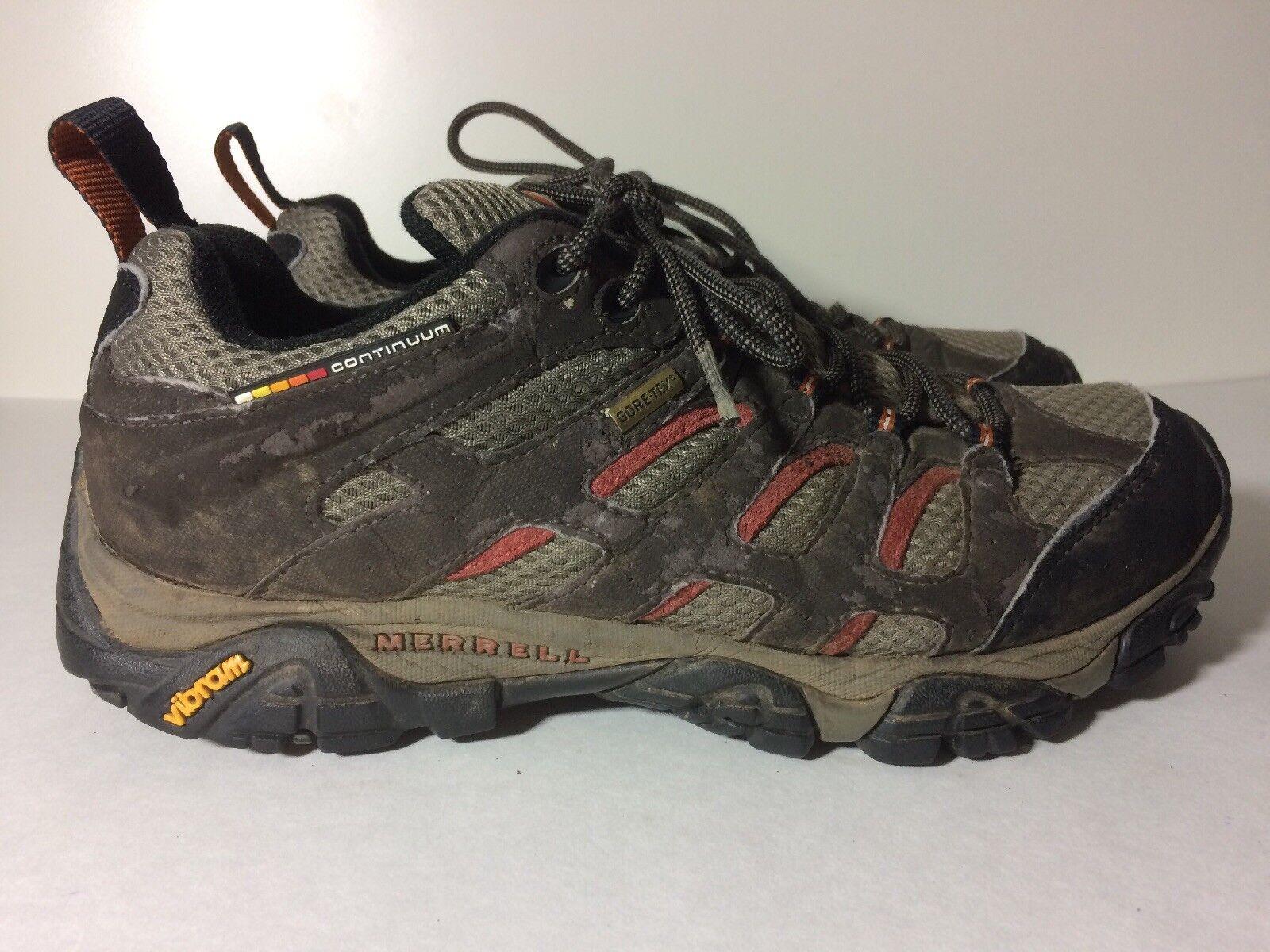 purchase cheap f1567 7bcc4 Merrell Men s Moab Gore-Tex XCR Hiking Shoe Dark Dark Dark Chocolate J87323  Size 8 M 84cc52