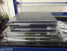Cisco CCNA LABS STARTER SET 2 X1841 256/64 W/WIC-2T + 2 X WS-C3750-24TS-S Kabel