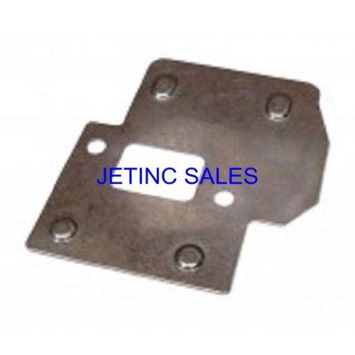 MUFFLER COOLING PLATE /& GASKET  STIHL  023 025 MS210 MS230 MS250 1123 141 3200