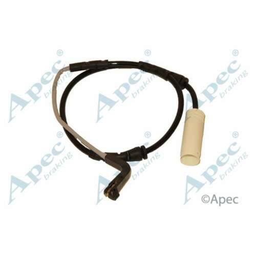 Fits BMW 3 Series E92 325i Genuine OE Quality Apec Front Brake Pad Wear Sensor