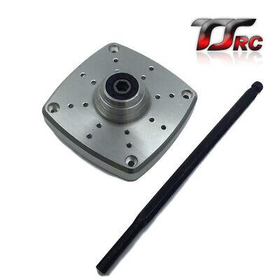TSRC CNC Intake Manifold Silver for HPI Rovan KM 1//5 Rc Buggies Baja 5B 5T 5SC
