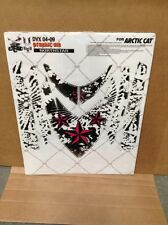 AMR Racing ATV Graphic Kit Decals CLOSE OUT - Arctic Cat DVX 04-09 North Star