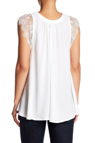 Lace Xs You Size Top Free On Womens Wide Movin Ob670220 People White xwgq8H1a