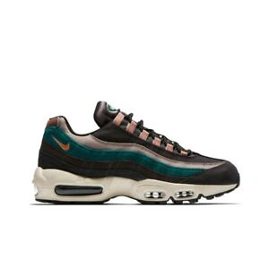 Details about Nike Air Max 95 PRM (Oil GreyBright Mango Thunder Grey) Men's Shoes 538416 018