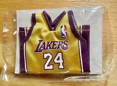 Kobe Bryant 2007-08 Upper Deck Mini Jersey #24 Lakers Factory ...