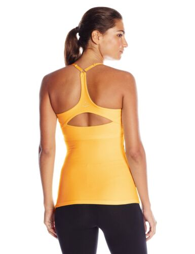 NWT Beyond Yoga Women/'s Y-Open Back Cami Top XL Extra Large Peach