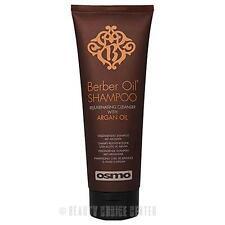 Osmo Berber Oil Shampoo 75ml with Argan Oil - Made in UK