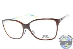 Oakley RX Eyeglasses OX1126-0654 Women's Finesse Dark Brown Frame [54-15-136]