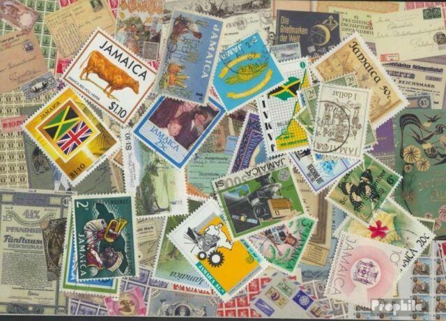Jamaica Briefmarken 25 verschiedene Marken