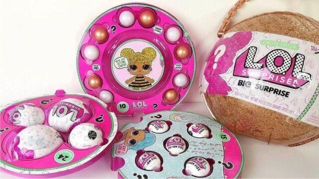 L.O.L. sorpresa sorpresona Limited Edition LOL sorpresa dolls-Nuovo di Zecca