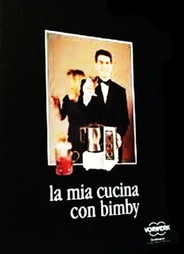 RICETTARIO  BIMBY TM3300 LA MIA CUCINA CON BIMBY VERSIONE COMPLETA A COLORI