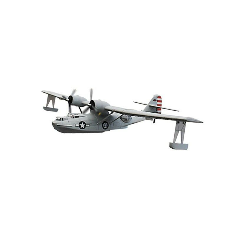 DYNAM PBY CATALINA TWIN GREY 1470MM W O TX RX BATT
